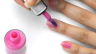 ★ Как научиться аккуратно красить ногти ★ Маникюр в домашних условиях