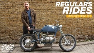 Regulars Rides: Connor's BMW R80