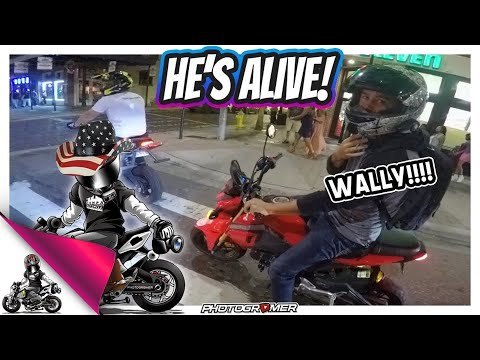 We're Coming to Texas | I forgot how to ride my Grom!