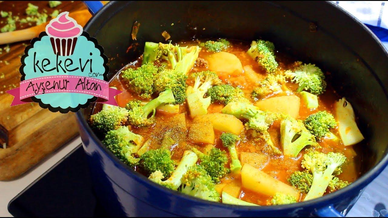 Tavuklu ve brokolili kızartma tarifi