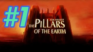 The Pillars of the Earth EPISODE 1 (2010) - FULL