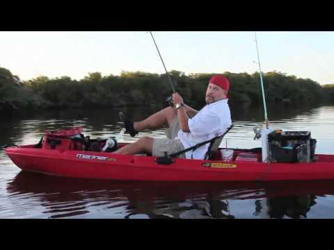 Native TV : Placida Florida Reds at sunrise with Gator Dave part 1