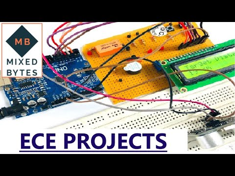 Best Projects For ECE Student's || Final Year Engineering Projects 2K19 || EME Series