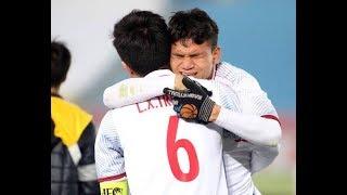 Xuân Mạnh U23 Việt Nam: Xong giải chỉ mừng vì có tiền cho mẹ trả nợ | VTV24