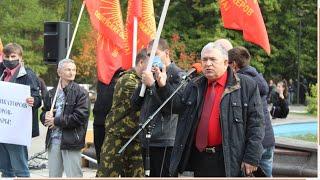 Депутат Госсовета РТ Миргалимов Х.Г. - Мы не видели ни честных ни чистых выборов.