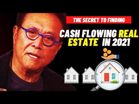 How To Find Cash Flowing Real Estate Assets in 2021 | Robert Kiyosaki