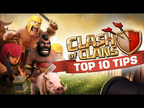 Top 10 Tips for Beginners - Clash of Clans