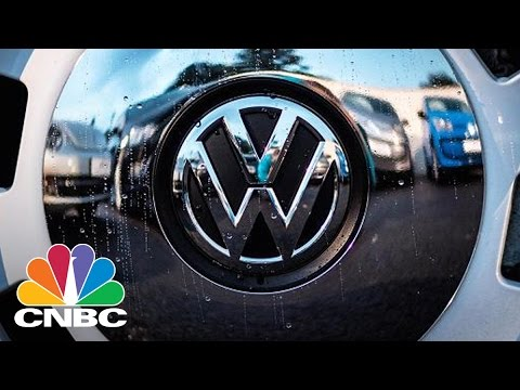 Payback For VW's Emission Scandal | Squawk Box | CNBC