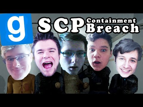 WIELKI POWRÓT DO TAJNEGO LABORATORIUM! | SCP: Containment Breach [#82] Garry's mod [#768]