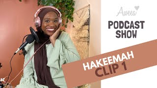 Hakeemah- Clip 1 from AWEEA PODCAST SHOW