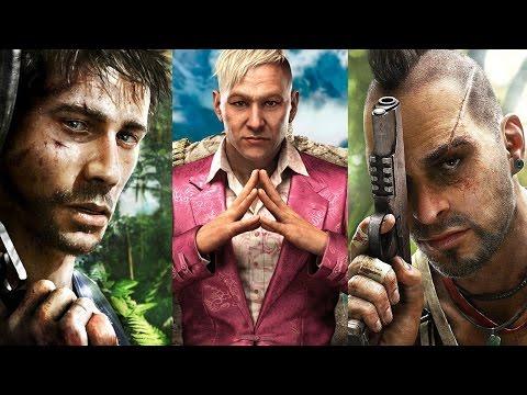 Die Besten Far-Cry-Spiele - Das Ranking Der GameStar-Redaktion