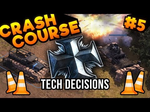 COH2 CRASH COURSE #5: Tech Decisions + OKW — Company Of Heroes 2