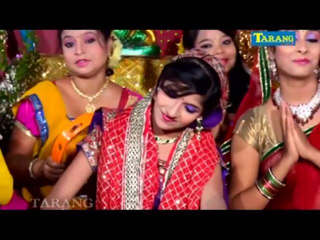 anjali bhardwaj devi geet 2015  || kathi ke re kakahi || maai ke man bhave odaul ke phool