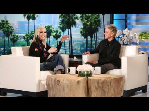 Gwen Stefani on Her Family