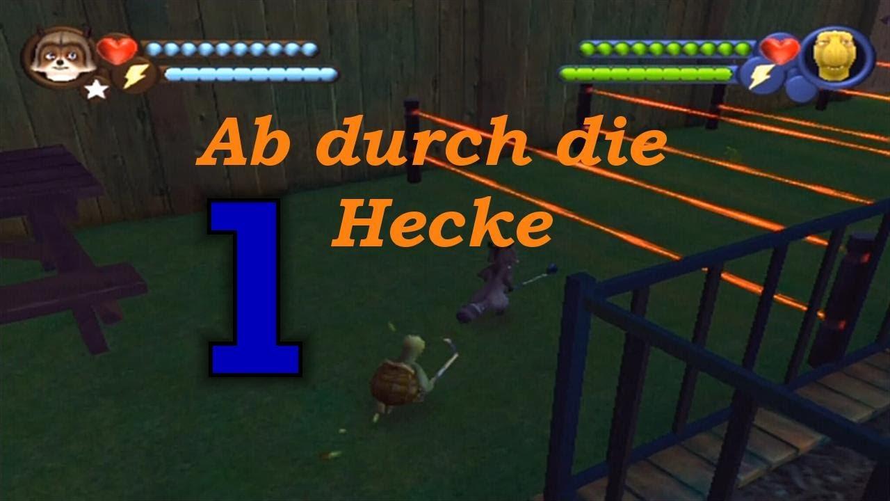 Let s Play Ab durch Hecke german 100% Part 1 Kleine