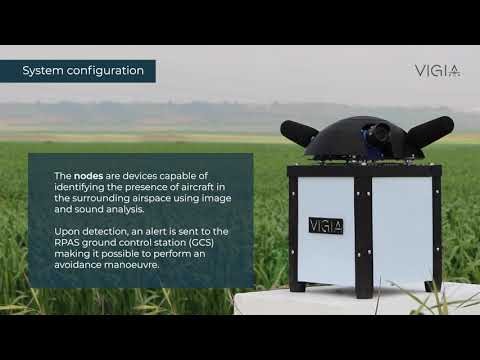 Proyecto VIGIA: An innovative Detect-and-Avoid system for drone operations