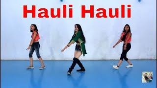 Hauli Hauli  dance steps  SHININGDANCESTUDIO