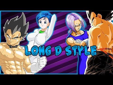 Long D Style (DBZ Parody)