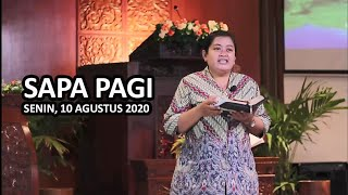 Sapa pagi 10 Agustus 2020 | GKJW Jemaat Manukan Surabaya