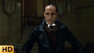 Лорд Блэквуд - новый глава Тайного Ордена. Шерлок Холмс.