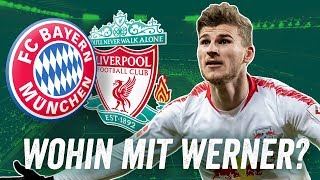 FCB? BVB? Liverpool? Real Madrid? Wohin sollte Timo Werner wechseln!