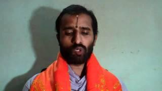 Ambhruni Sooktam or mahalaxmi sooktam Gururajachar malagi