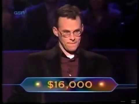 John Carpenter trở lại thi Ai là triệu phú MỸ (phần 1)