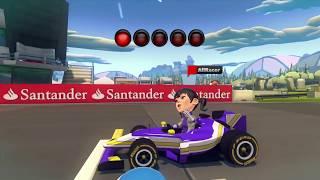 [Xbox 360] F1 Race Stars - Career: Slalom Story 2,000CC - Kira Hoshihara