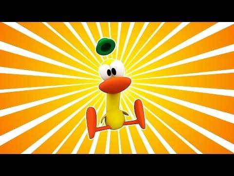 Pocoyó - ¡Los mejores momentos de Pato!