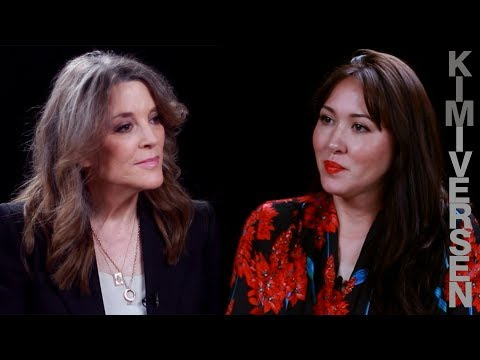 Getting to know Presidential Candidate Marianne Williamson