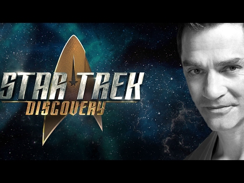 ducing James Frain as Sarek  Star Trek Discovery