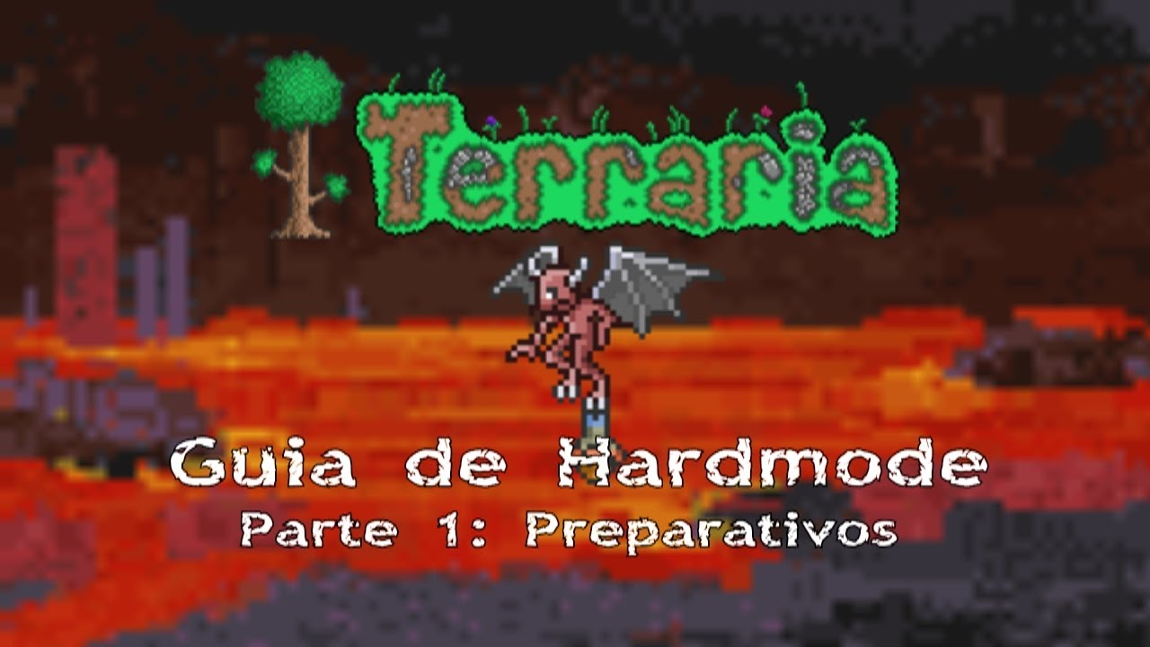how to get started in hardmode terraria