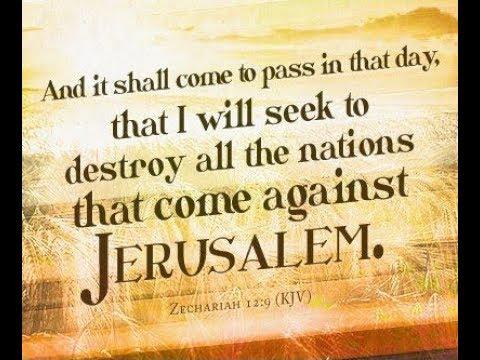 NOT Winter or Sabbath. Peace and Safety. JERUSALEM... Hanukkah Day 7 - DECEMBER 21, 2017