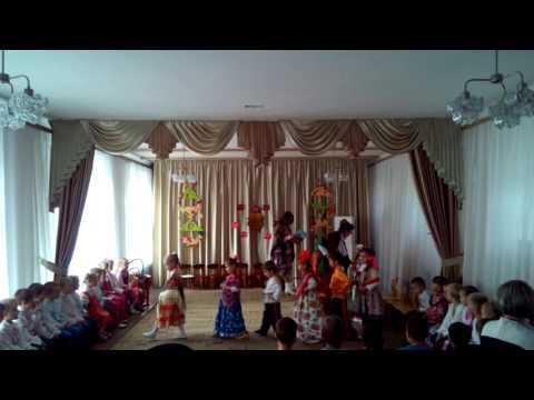 Наши маленькие казачата! )))