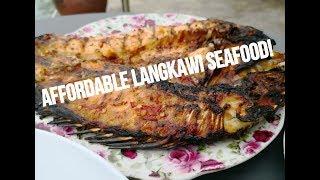 Reviu Ikan Bakar Langkawi (Halal)