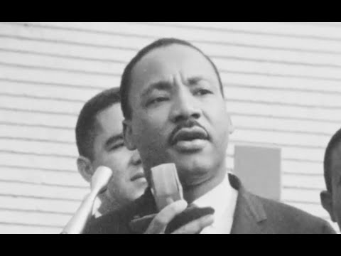 "Martin Luther King: ""You Know Who to Vote For. I'm Just Asking You to Vote!"" (1964)"