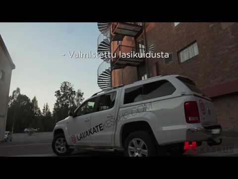 Alpha GSE lavakate video Hyötyajoenuvokeskus