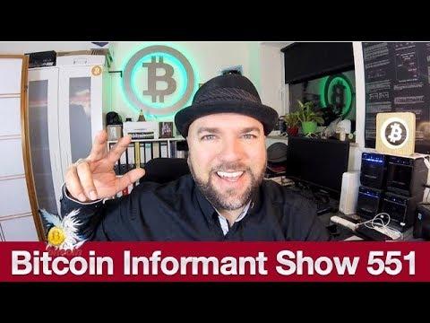 #551 Milliardär rät zum Bitcoin Kauf, transparente Regierungen & Rentenfonds investiert in Crypto