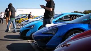 Pure McLaren Owners Track Experience 2017