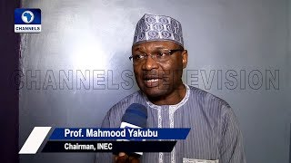 INEC 'On Course' For Osun, Ekiti Elections   Chairman