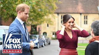 Queen issues statement on Meghan Markle, Prince Harry