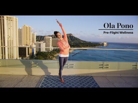 Pre-flight Wellness