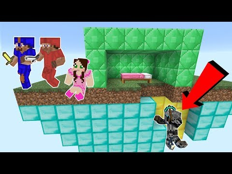 Minecraft: BEDWARS HAS NEVER BEEN PLAYED LIKE THIS....
