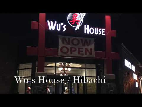 Who's House? Wu's House Japanese Steakhouse And Sushi Bar