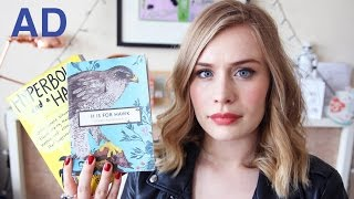 Books Dealing w/ Mental Health! | AD