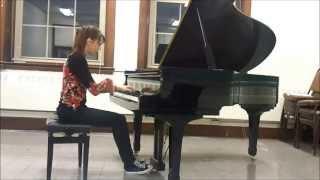 Violaine Debever - Ohana - Etude n°1 Cadence Libre