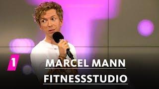 Marcel Mann: Fitnessstudio