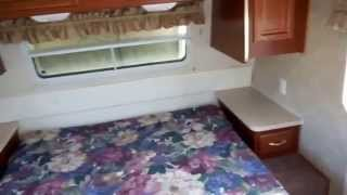 2002 Coachmen Catalina 290 RLS GSX 2 Slides, Travel Trailer, $9795