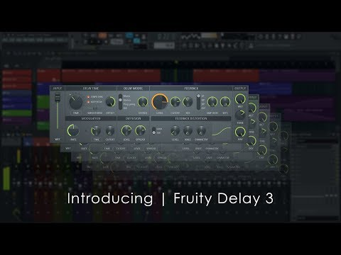 Fruity Delay 3   Tutorial