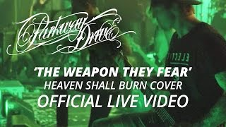 Parkway Drive - The Weapon They Fear (Heaven Shall Burn Cover) (Official HD Live Video)